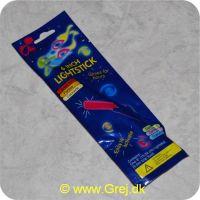 LIGHTS2 - Knæklys - 15.24 cm. knæklys - Assorterede farver.<BR> Ikke egnet til børn under 5 år. Da pakken kan indeholde små dele.