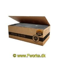 RY35 - Royal Classic - Batteri - Queen. 20-22mm. 194 skud - NEM 1296g
