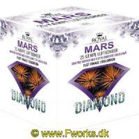 RY89 - Royal Diamond - Mars batteri - NEM 390g