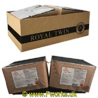 RY90 - Royal Twin - 162 skuds batteri -  Kal: 25mm - NEM: 1836g