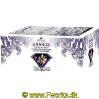 RY98 - Royal Diamond - Uranus batteri vifte - NEM 560g