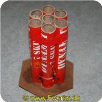 S07 - Batteri - Dynamite 7 skuds batteri - NEM 160g